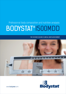 Brochure for Bodystat<sup>®</sup>1500